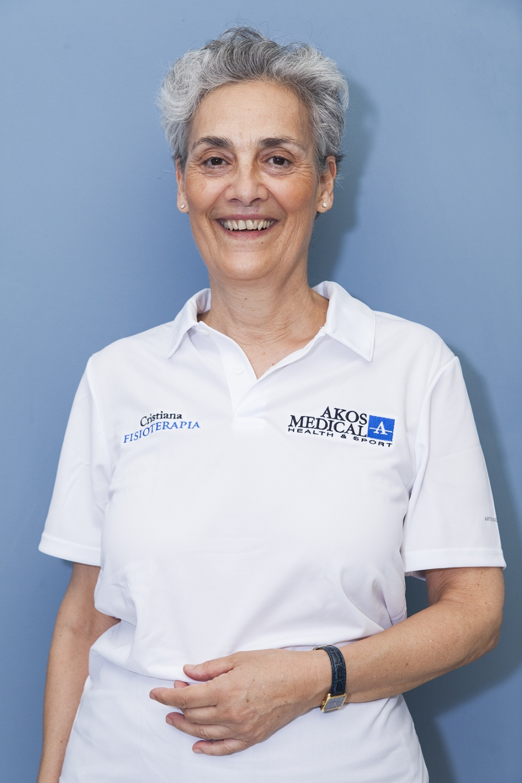Dottoressa Cristiana Corfini - Massofisioterapista