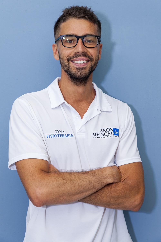 Dottor Fabio Trivellato - Fisioterapista